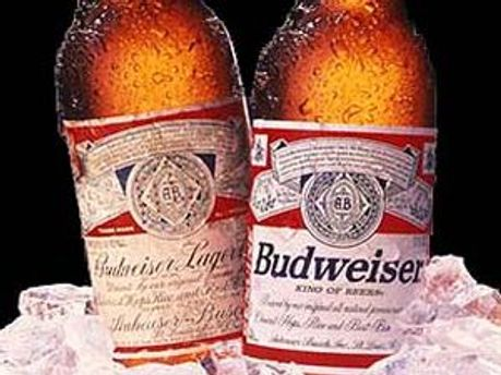 Битва за Budweiser ведеться з 1996 року