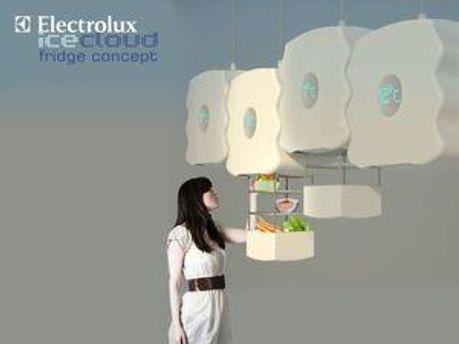 IceCloud концепт від Electrolux