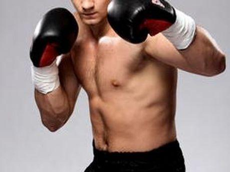 Грабіжник в минулому був боксером