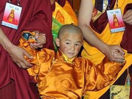 Новий живий Будда