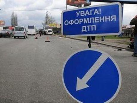 Внаслідок ДТП загинули водій і всі пасажири легкового авто