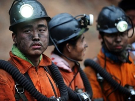 9 осіб загинули у китайській шахті внаслідок викиду газу