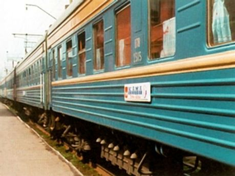Вже в середині серпня планують відновити рух потяга Кишинів—Одеса