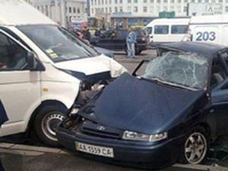 Водій загинув на місці, двоє пасажирів — важко травмовані
