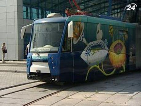 Швидкісний трамвай