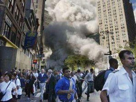 Теракти 11 вересня 2001 року