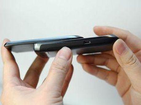 Телефон BlackBerry