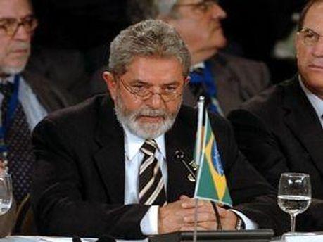 Президент Бразилії Луїс Інасіо Лула да Сілва