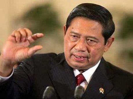 Президент Індонезії Сусіло Бамбанг Юдхойоно