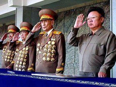Керівництво КНДР готується до війни