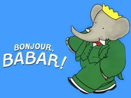 Слон Бабар