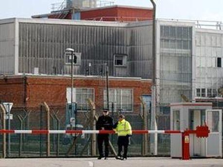 У Британії горів завод з виробництва ядерної зброї