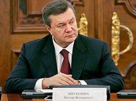 Віктор Янукович скликає РНБО