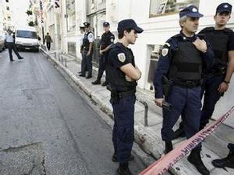 Поліція оточила будівля мінфіну