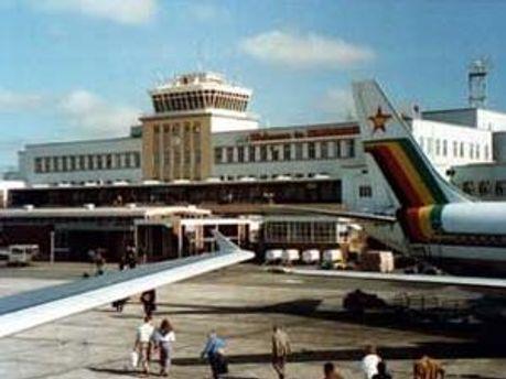 Аеропорт у столиці Зімбабве місті Хараре