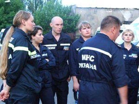 Правила роботи служб під час масових пожеж передбачені спільною інструкцією МВС та МНС