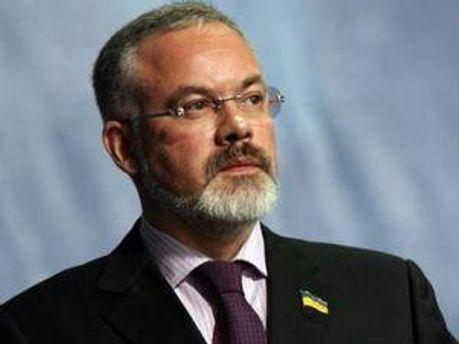 Міністр освіти та науки України Дмитро Табачник