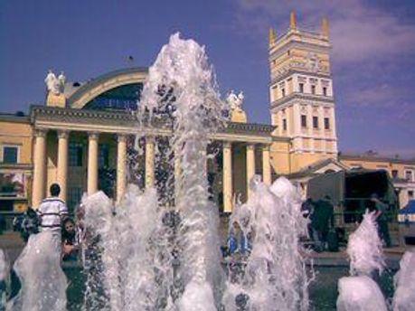 Харків встановлює температурні рекорди