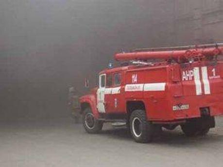 Пожежна машина
