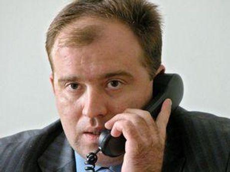 Міністр промислової політики Дмитро Колесніков
