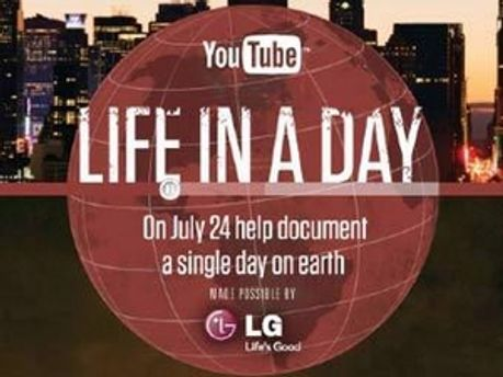 Постер проекту Life In a Day