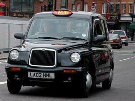 Лондонське таксі