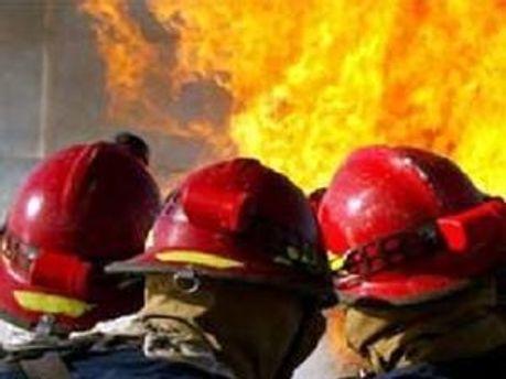 Рятувальники швидко загасили вогонь