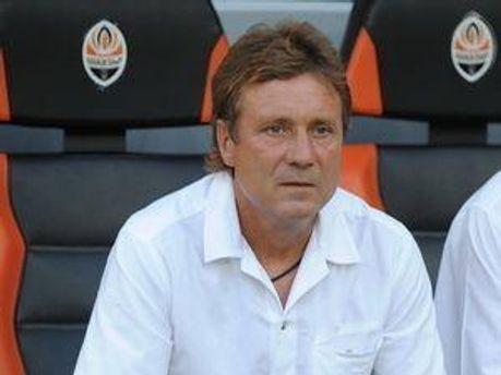Сергій Шевченко вражений