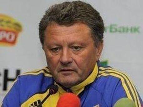 Мирон Маркевич обурений грою