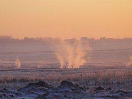 Смог у Києві не пов'язан із загорянням тофовищ