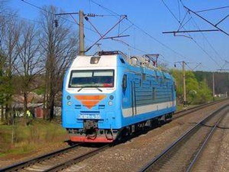 Пасажирський електровоз