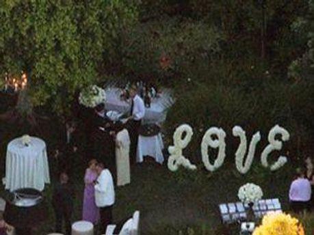 Роббі Вільямс запросив всього 75 гостей