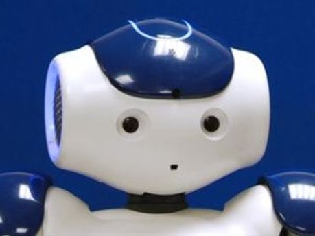 Робот Nao