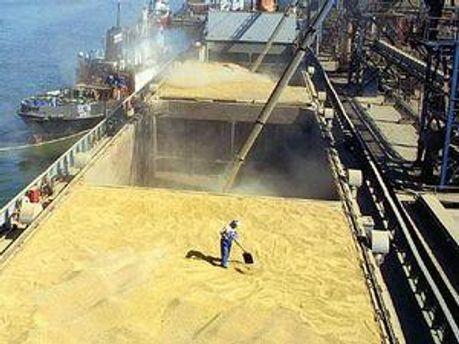 Експорт зерна