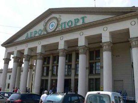 Аеропорт, Львів