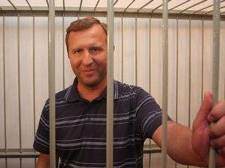 Анатолій Макаренко далі під вартою