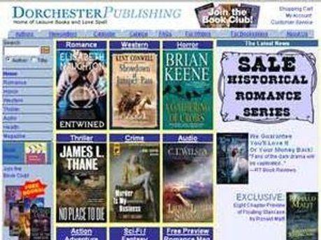 Компанія Dorchester Publishing