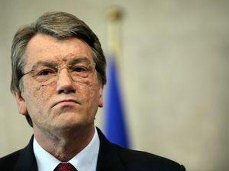 Віктор Ющенко не платить грошей своїм однопартійцям