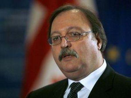Міністр закордонних справ Грузії Грігол Вашадзе