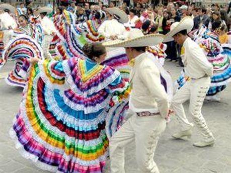 Населення мексики молодшає
