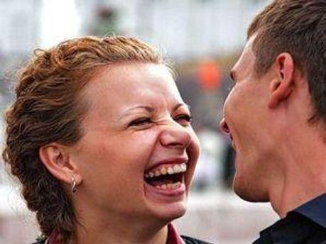 Вчені дослідили природу сміху