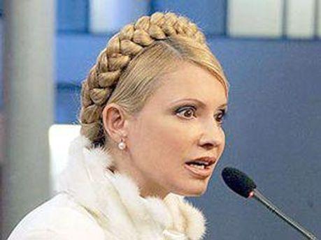 Юлія Тимошенко провокує безлади?