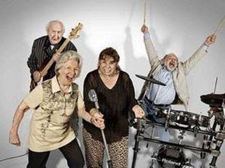 Рок-гурт дідусів і бабусь