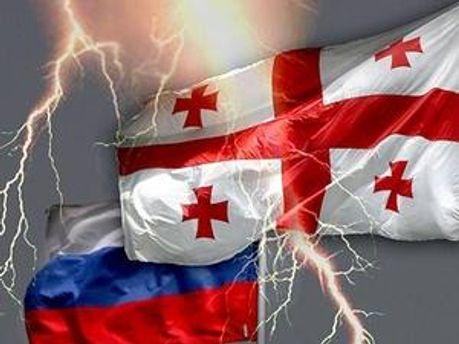 Відносини росії і Грузії досі залишаються напруженими