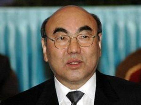 Перший Президент Киргизстану Аскар Акаєв