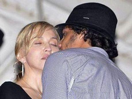 Мадонна і Хесус