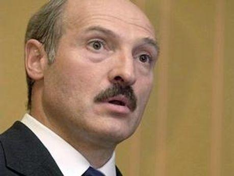 Президент Білорусії Олександр Лукашенко