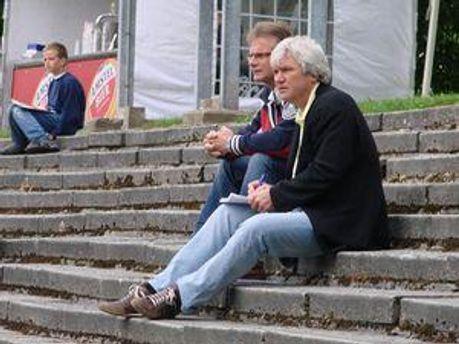 Ганс ван дер Зеє пильно слідкуватиме за матчем