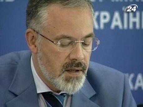 Міністр освіти і науки України Дмитро Табачник