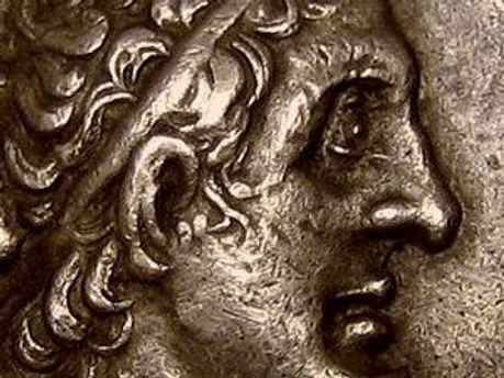 Монету викарбували в Єгипті за часів правління династії Птолемеїв